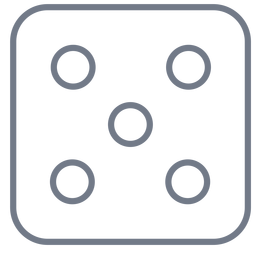 Corte de borda de cinco pontos