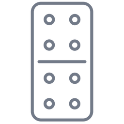 Domino dice four stroke