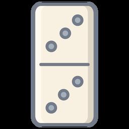 Domino dados tres planos