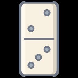 Domino dice dois três apartamento