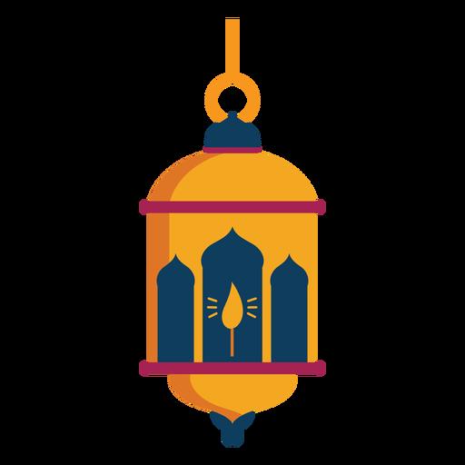 Icono de lámpara de fuego lámpara plana Transparent PNG