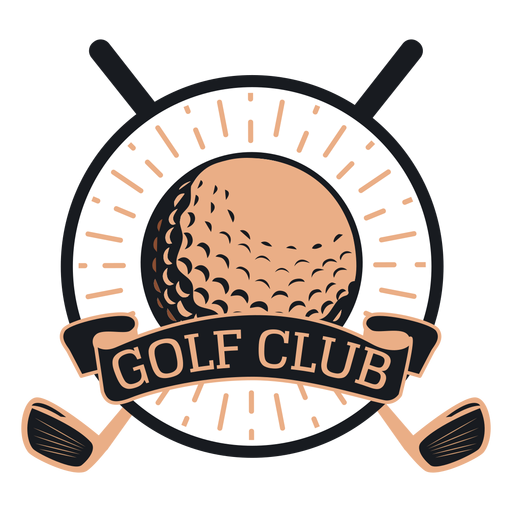 Golf club club ball logo Transparent PNG