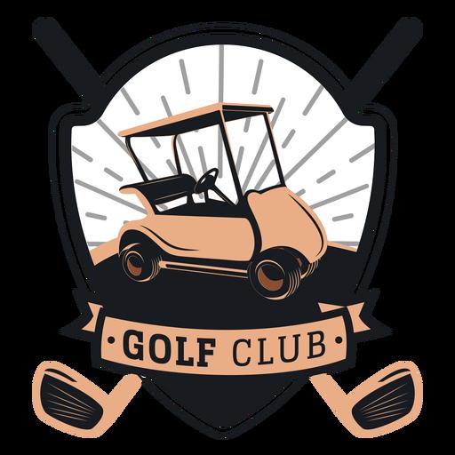 Clube de golfe clube de golfe roda volante logotipo do clube Transparent PNG