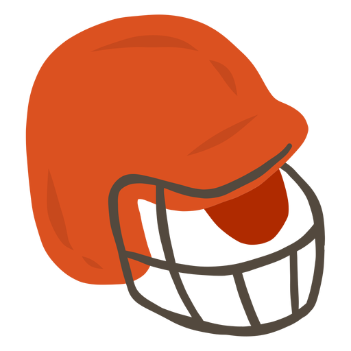 Helmet protection flat Transparent PNG