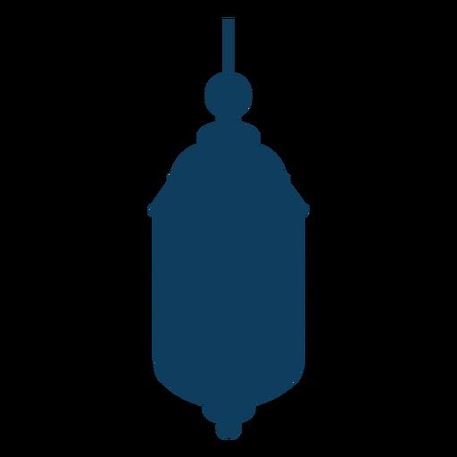 Silhueta de lâmpada de ícone Transparent PNG
