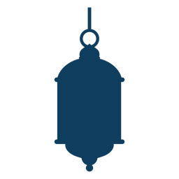 Icon Lampe Ringlampe Silhouette