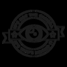 Não é a câmera, é quem está por trás disso, olho, lente, objetivo, estrela, emblema, acidente vascular cerebral