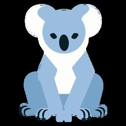 Nariz de orelha de garra Koala arredondado