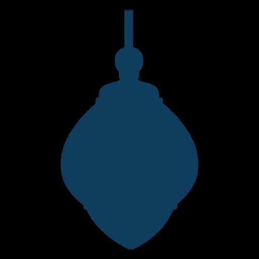 Silhueta de lâmpada de ícone de lâmpada Transparent PNG