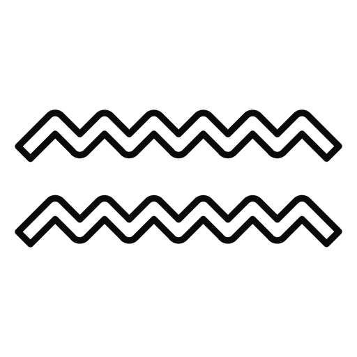 N water drop wave pair symmetry stroke Transparent PNG