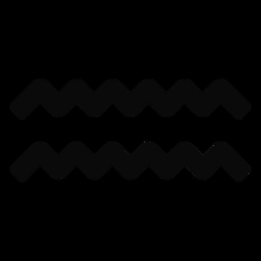 N water wave drop pair symmetry silhouette Transparent PNG