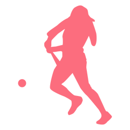 Player ball baseball player ballplayer bat silhouette