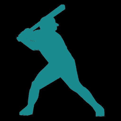 Jugador jugador de béisbol jugador de béisbol murciélago gorra silueta Transparent PNG