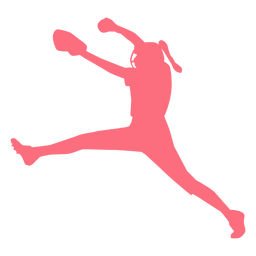 Jugador jugador de pelota guante bola casco jugador de béisbol silueta