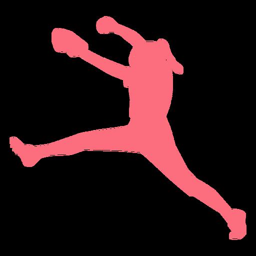 Player ballplayer glove ball helmet baseball player silhouette