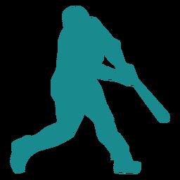 Jogador beisebol jogador morcego jogador de beisebol silhueta beisebol