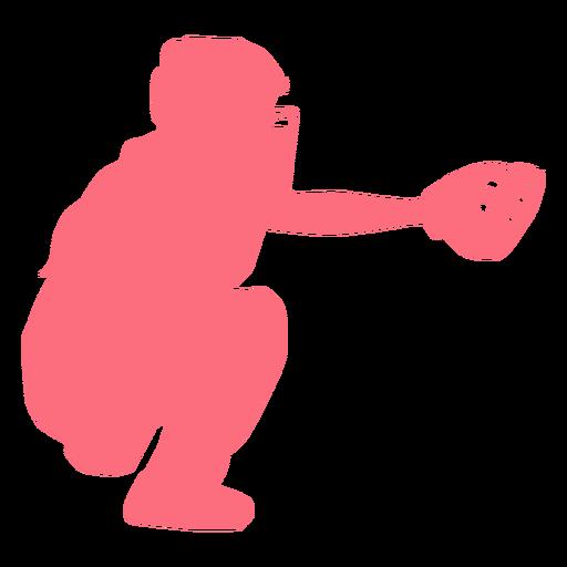 Player baseball player helmet glove ballplayer silhouette
