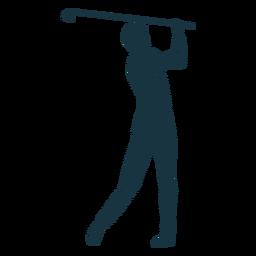 Jugador gorra camiseta club pantalones rayas silueta