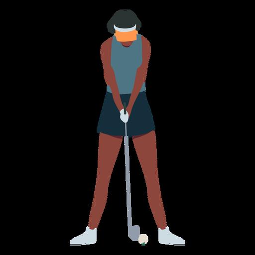 Jugador femenino club falda cap t shirt cabello plano Transparent PNG