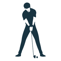 Jugador camiseta club pelota pantalones silueta detallada