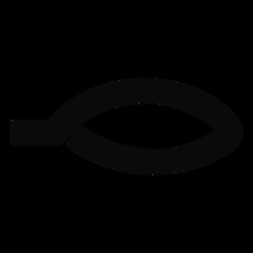 R labio silueta de boca Transparent PNG