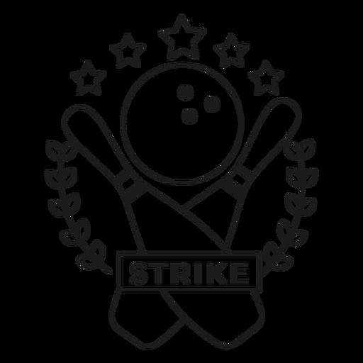 Golpe skittle ball estrella rama rama trazo Transparent PNG