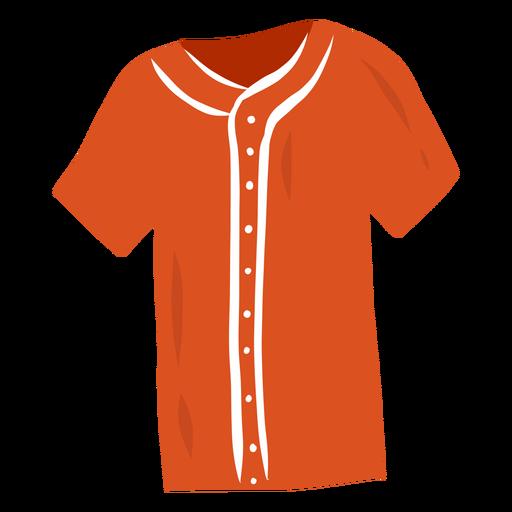 Botão de camisa de t plana Transparent PNG