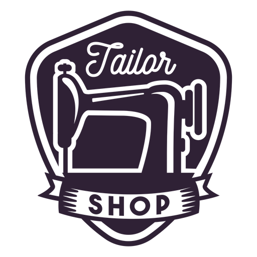Tailor Shop Sewing Machine Needle Badge Sticker Transparent Png