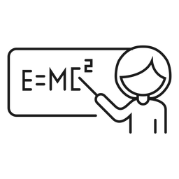 Curso de física da fórmula do problema de explicação do professor