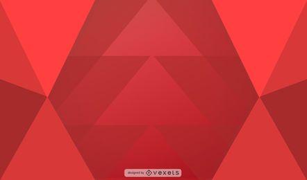 Papel pintado geométrico abstracto