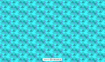 Aqua Geometric Abstract Background