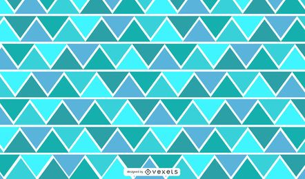 Triangular Geometric Zig-zag illustration