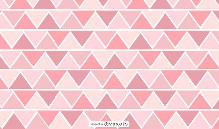 Ilustración rosa triángulo