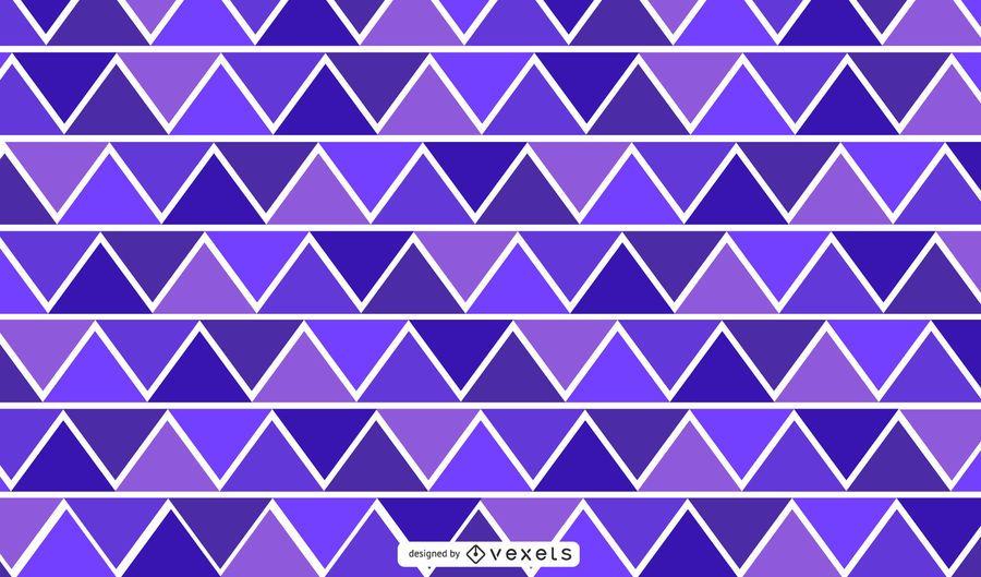 Ilustração abstrata geométrica do triângulo