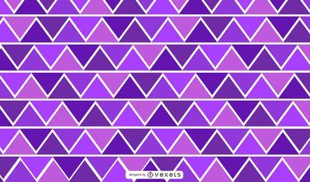 Geometrische Dreieckillustration