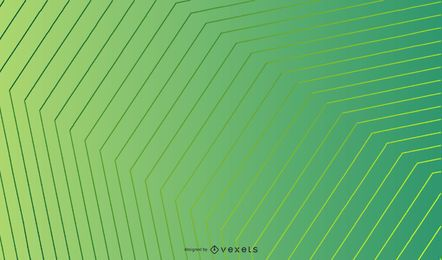 Fondo verde lima geométrico abstracto