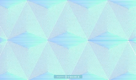 Abstact Pyramid Pattern Background