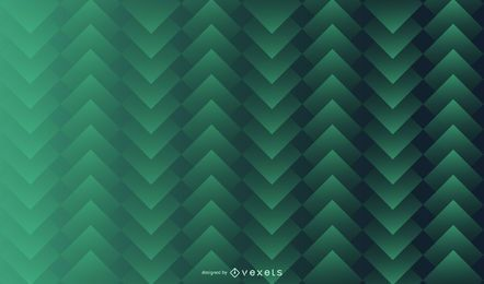 Green Square Pattern Background Design
