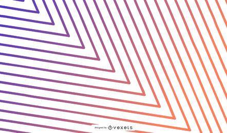Abstraktes Winkel-Steigungs-Hintergrund-Design