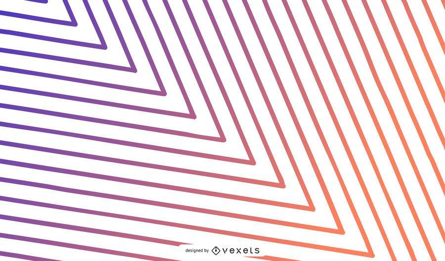 Design de fundo gradiente ângulo abstrato