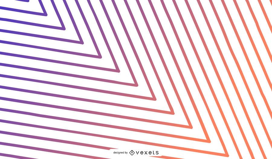 Diseño de fondo degradado de ángulo abstracto