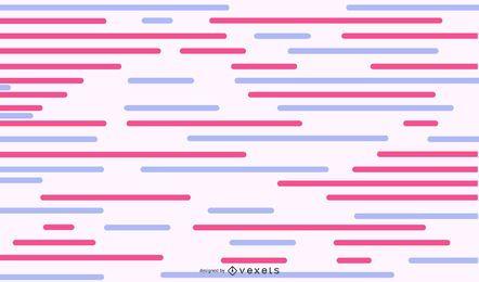 Líneas paralelas abstractas de fondo
