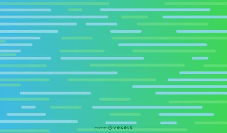 Parallel lines green background design