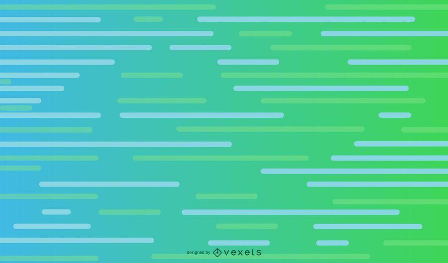 Linhas paralelas design de plano de fundo verde
