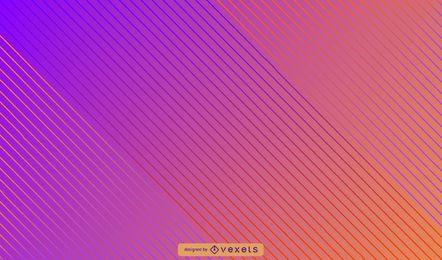 Linhas diagonais abstraem base