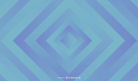Blauer geometrischer Steigungshintergrund