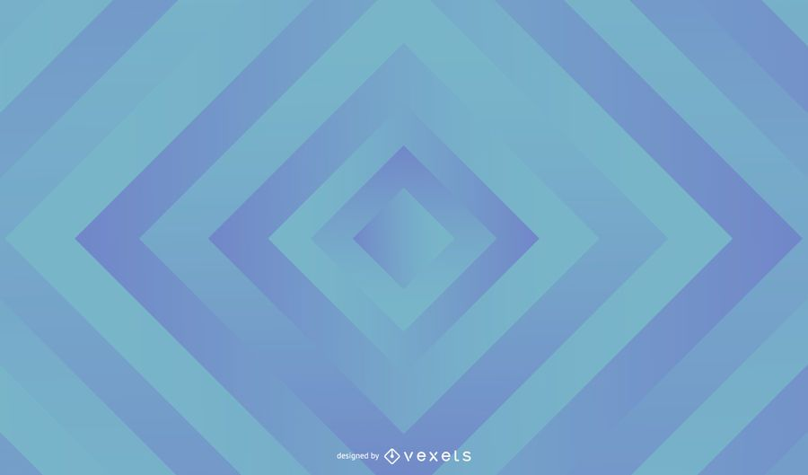 Blue geometric gradient background