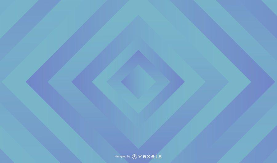 Fundo gradiente geométrico azul