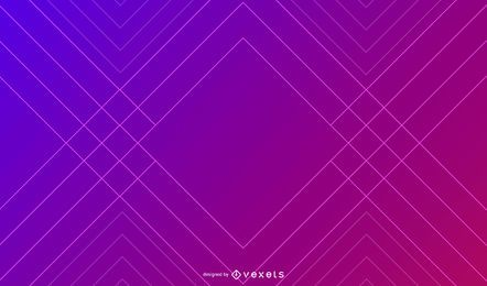 Geometic lines gradient background