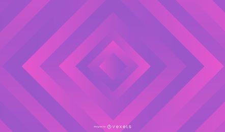 Quadrados roxos abstraem base